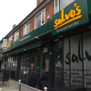 Although not a typical destination for Otley Runners, Salvo's is one of the most famous restaurants in Leeds and has won many awards.