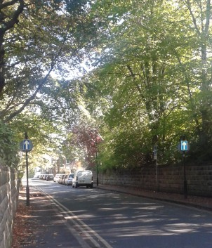 Alma Road, off Otley Road, looks like an ordinary leafy suburban street, but it has a grizzly part in the history of Leeds. The Yorkshire Ripper, Peter Sutcliffe, murdered Jacqueline Hill here in 1980. She was his last known victim.